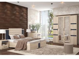 спальня Франческо - Мебельная фабрика «Уфамебель»
