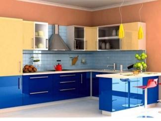 Кухня акрил 2 - Мебельная фабрика «Адаш»