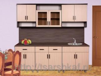 Кухня Алина - Мебельная фабрика «Царь-Шкаф», г. Тула