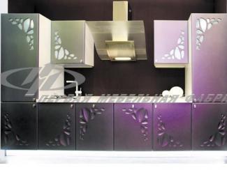Кухонный гарнитур Лексус прямой - Мебельная фабрика «Первая мебельная фабрика»