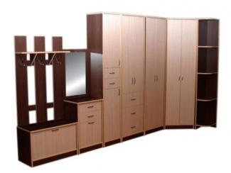 Прихожая Модульная система комплект - Мебельная фабрика «Вивека»