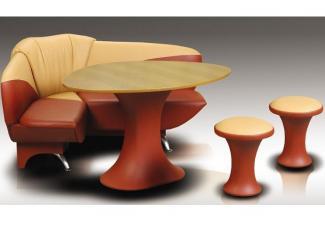 Кухонный уголок Стимул - Мебельная фабрика «Восток-мебель»