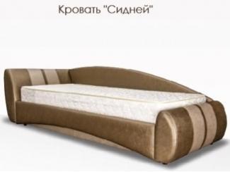 Односпальная кровать Сидней  - Мебельная фабрика «Димир»