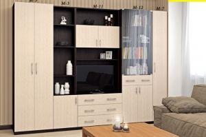гостиная Верона - Мебельная фабрика «МЭК»