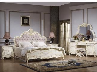 Спальня Магдалена - Импортёр мебели «Kartas», г. Санкт-Петербург