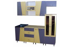 Кухня Мираж - Мебельная фабрика «Мебельный Арсенал» г. Барнаул