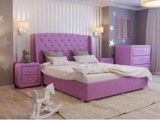 Кровать Андорра  - Мебельная фабрика «ARISTA»