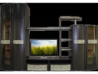 Гостиная стенка Соната 6МК - Мебельная фабрика «Веста»