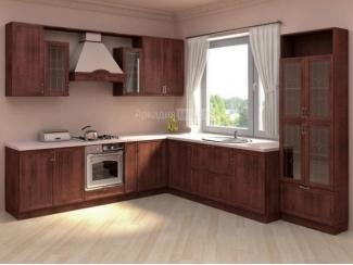 Современный кухонный гарнитур Ника 1 - Мебельная фабрика «Аркадия-Мебель»