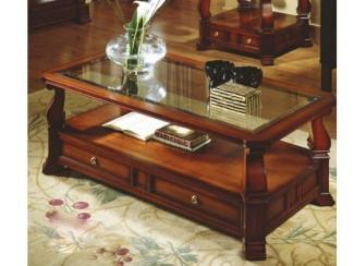 Стол журнальный Мод 6018 - Импортёр мебели «Мебель Фортэ (Испания, Португалия)»