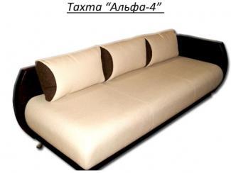 Тахта Альфа 4 - Мебельная фабрика «Петролюкс»
