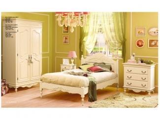 Спальня Детская Прованс  1 - Мебельная фабрика «Артим»