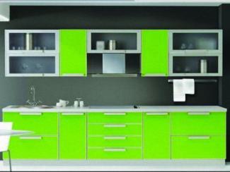 кухонный гарнитур «Лайм» - Мебельная фабрика «Регина»
