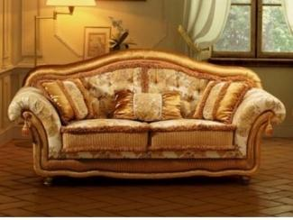 Элитный диван во французском стиле Бернардо  - Мебельная фабрика «Орион»