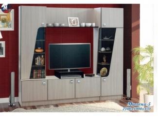 Гостиная Милена 5 - Мебельная фабрика «Грааль», г. Пенза