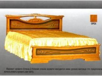 Кровать Елена 3 - Мебельная фабрика «Мебельная Сказка»