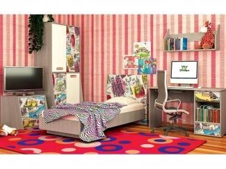 Vitamin 3 Набор мебели для детской - Мебельная фабрика «Вита-мебель», г. Йошкар-Ола