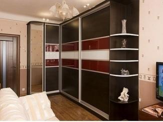 Угловой шкаф-купе  - Мебельная фабрика «700 Кухонь»