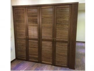 Шкаф из массива - Мебельная фабрика «Массив»