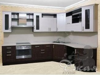 Большая угловая кухня  - Мебельная фабрика «Джая»