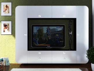 Гостиный шкаф Некст НМ 014.59 - Мебельная фабрика «Сильва»
