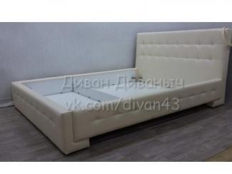 Кровать Барселона - Мебельная фабрика «Диван Диваныч»