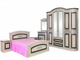 Спальня Карина 19 - Мебельная фабрика «Гар-Мар»
