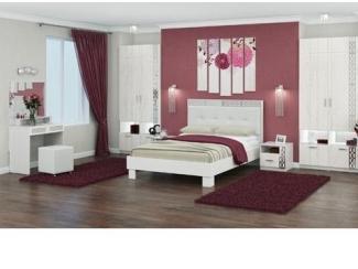 Спальня Белла 2 - Мебельная фабрика «МСТ. Мебель»