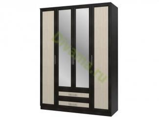 Шкаф распашной Муна 4 - Мебельная фабрика «Фиеста-мебель»