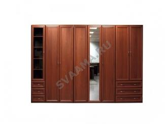 Большой распашной шкаф - Мебельная фабрика «Сваама»