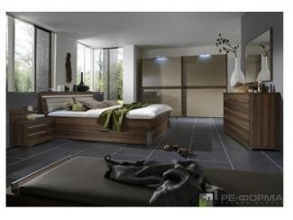 Спальня Ре-Форма 008 - Изготовление мебели на заказ «Ре-Форма», г. Уфа