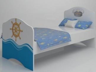 Кровать детская Advesta Ocean - Мебельная фабрика «Гандылян»