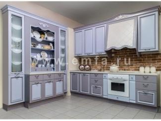 Кухня Оливия - Мебельная фабрика «Энгельсская (Эмфа)»