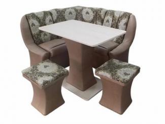 Кухонный уголок «Обеденная зона 3 мини» - Мебельная фабрика «ИнтерСиб»