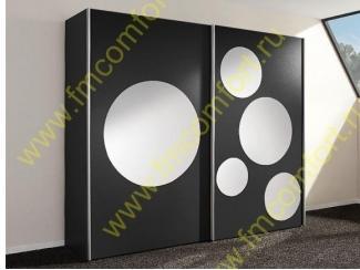 Красивый шкаф Палермо  - Мебельная фабрика «Комфорт»