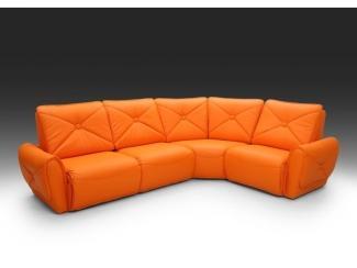 Угловой диван Кредо Д Люкс 8 1 - Мебельная фабрика «Логос-юг»