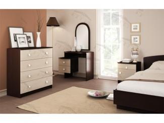 Спальный гарнитур 1 - Мебельная фабрика «Фарес»