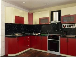 Угловая кухня Эмили - Мебельная фабрика «Вариант М», г. Кузнецк
