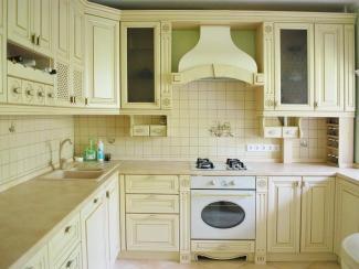 Кухонный гарнитур Береза цвет позитано