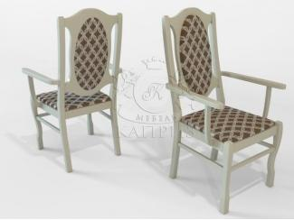 Стул Слон с подлокотниками - Мебельная фабрика «Каприз»