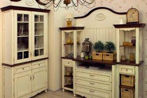 Гостиная ЛУИЗИАНА - Мебельная фабрика «Камеа»