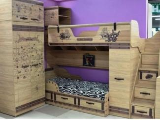 Детская Корсар - Мебельная фабрика «Династия»