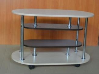 Стол журнальный с 2-мя полками  - Изготовление мебели на заказ «Гарни»