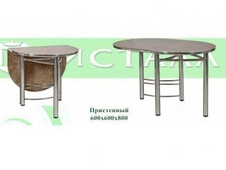 Стол обеденный Пристенный - Мебельная фабрика «Кристалл»