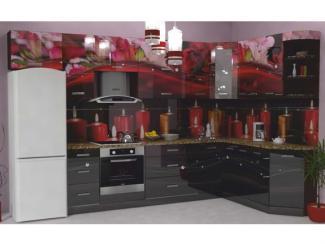 Кухонный гарнитур Фотопечать 13 - Мебельная фабрика «Форт»