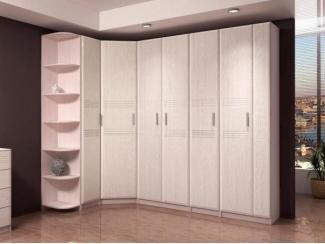 Модульный угловой шкаф  Селена - Мебельная фабрика «БУРЭ»