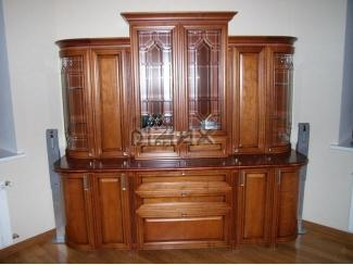Классический шкаф в гостиную - Мебельная фабрика «Dimax»