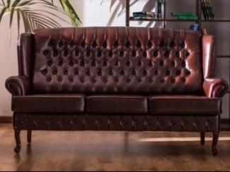 Диван прямой Т 10 - Импортёр мебели «Конфорт»