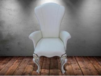 Мягкий стул с подлокотниками Сардиния  - Мебельная фабрика «МК Выбор»