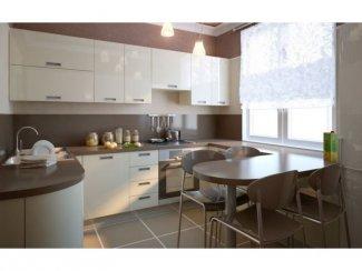 Современная кухня угловая - Мебельная фабрика «Лига»